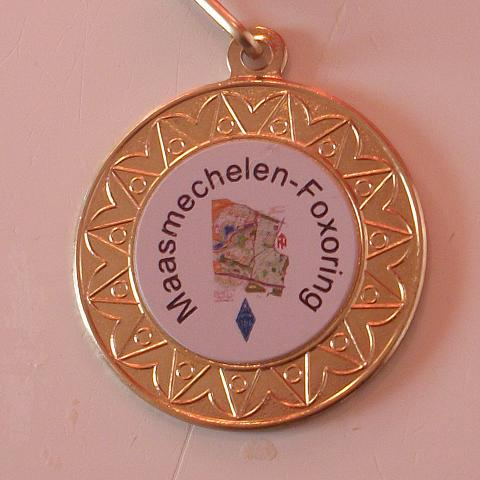 Goldmedaille NLM2012- DL7ET