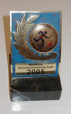 DO8FOX - Deutscher Meister 2005